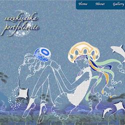 Webデザイン短期速習コース・ギャラリー